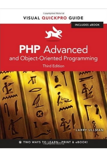 PHP+Advanced+and+Object-Oriented+Programming.+Visual+QuickPro+Guide+%283rd+Edition%29 - фото 1