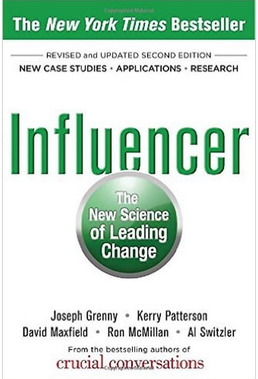 Influencer.+The+New+Science+of+Leading+Change%2C+Second+Edition - фото 1