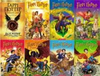 Комплект книжок Гаррі Поттер українською мовою