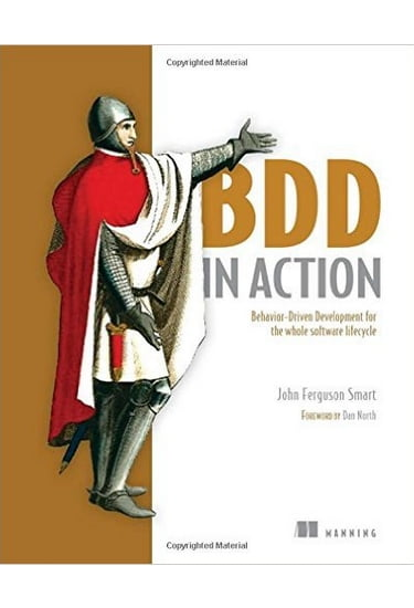 BDD+in+Action.+Behavior-driven+development+for+the+whole+software+lifecycle - фото 1