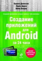 Створення додатків для Android за 24 години