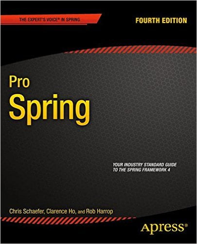 Pro Spring 4th ed. Edition - фото 1