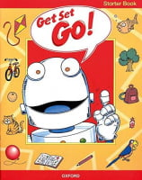 Get Set Go!. Alphabet Book