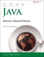 Java. Библиотека профессионала. том 2. Расширенные средства программирования. 10-е издание