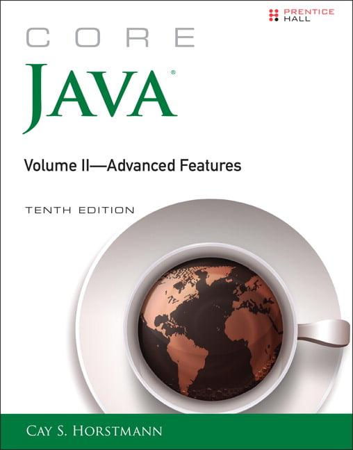 Java. Библиотека профессионала. том 2. Расширенные средства программирования. 10-е издание - фото 1