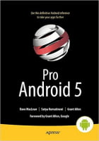 Pro Android 5 5th ed.