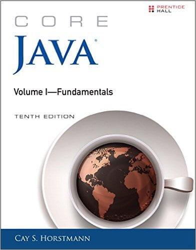 Core+Java+Volume+I--Fundamentals+%2810th+Edition%29 - фото 1