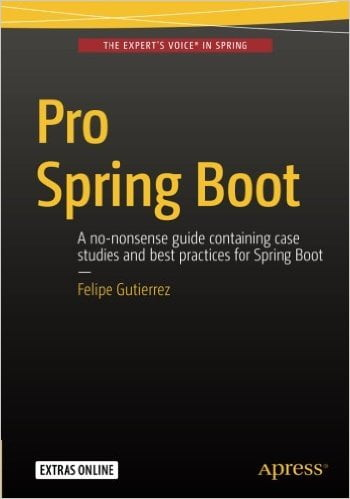 Pro Spring Boot - фото 1