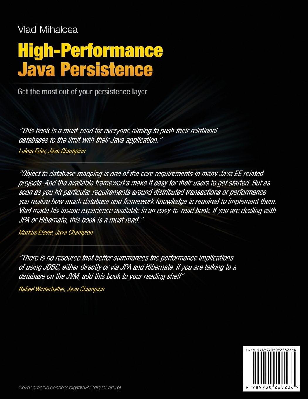 High-Performance Java Persistence - фото 2