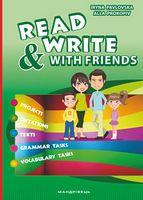 READ AND WRITE WITH FRIENDS : посібник із вивчення англійської мови