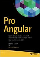 Pro Angular 2nd ed. Edition