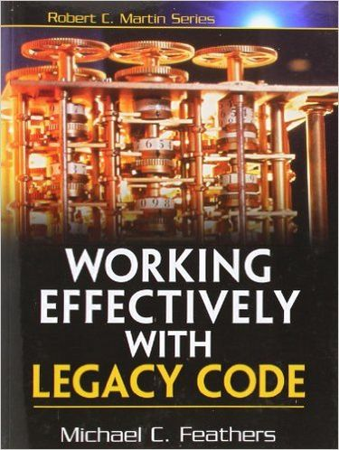 Working Effectively with Legacy Code - фото 1