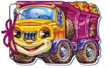М'які машинки: Вантажівка (У)