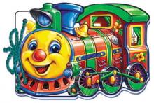 М які машинки : Поїзд (у)