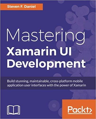 Mastering+Xamarin+UI+Development - фото 1