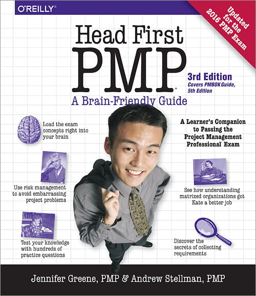 Head+First+PMP%3A+A+Learner%27s+Companion+to+Passing+the+Project+Management+Professional+Exam - фото 1