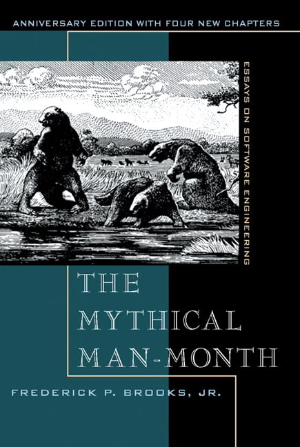 The+Mythical+Man-Month%3A+Essays+on+Software+Engineering - фото 1
