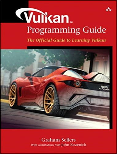 Vulkan+Programming+Guide%3A+The+Official+Guide+to+Learning+Vulkan+%28OpenGL%29+1st+Edition - фото 1