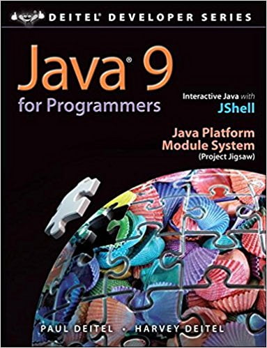 Java+9+for+Programmers+%284th+Edition%29+%28Deitel+Developer+Series%29+4th+Edition - фото 1