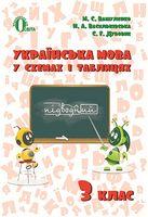 Українська мова в схемах і таблицях 3 кл.