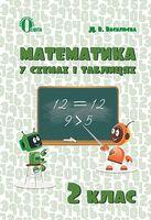 Математика в схемах і таблицях. 2 кл.
