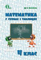 Математика в схемах і таблицях. 4 кл.
