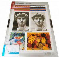 Образотворче мистецтво, 1-4 кл. НМК (14 плакатів). ISBN 978-617-667-034-6