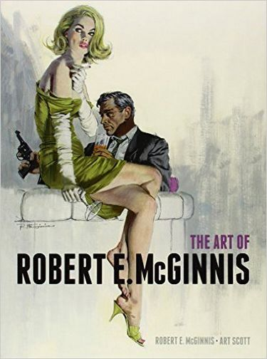 The+Art+of+Robert+E.+McGinnis - фото 1