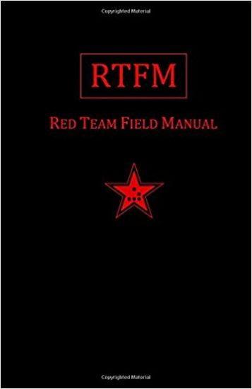 Rtfm%3A+Red+Team+Field+Manual - фото 1