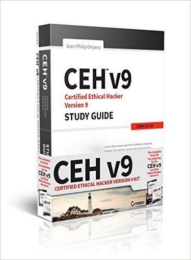 Ceh+V9%3A+Certified+Ethical+Hacker+Version+9+Kit - фото 1
