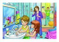 Богуш А. М. ISBN 978-966-11-0829-4 /Розповідаємо разом. Сюжетні картини (НМК для мол.дошк.віку)