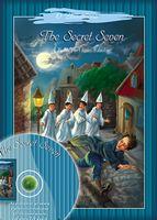 """""""Таинственная семерка"""" по мотивам произведения Энид Блайтон. Книга для домашнего чтения на английском языке для учащихся 7-9 классов + аудиоприложение"""