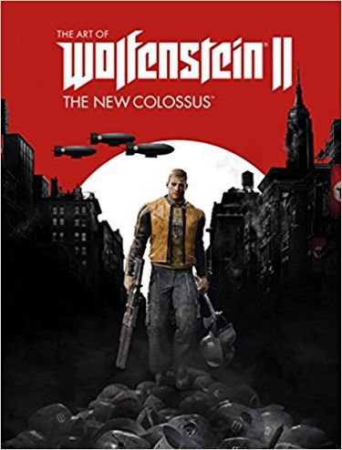 The+Art+of+Wolfenstein+II%3A+The+New+Colossus - фото 1