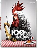 100 ILLUSTRATORS - BU (HC)(INT)