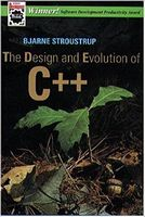 The Design and Evolution of C++ 1st Edition