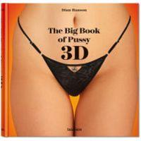 BIG BOOK OF PUSSY 3D - FO(HC)(I