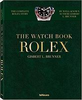 Gisbert L. Brunner, Rolex, The Watch Book, English