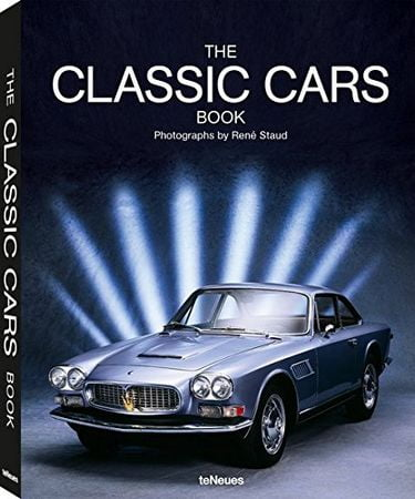 Ren%D0%B5+Staud%2C+The+Classic+Cars+Book%2C+Small+Format+Edition - фото 1
