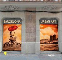 Barcelona urban art.