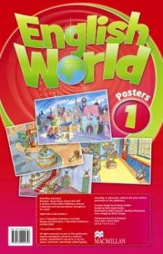 English+World+1+Posters - фото 1