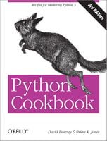 Python Cookbook, 3rd Edition Recipes for Mastering Python 3