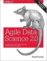 Agile Data Science 2.0: Building Full-Stack Data Analytics Applications with Spark 1st Edition