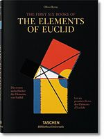 THE ELEMENTS OF EUCLID, BRYNE-BU (INT