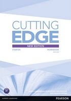 Cutting Edge 3rd ed Starter WB+key