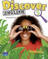 Discover English 3 TB