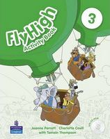 Fly High 3 WB + CD-Rom