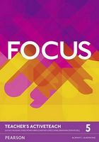 Focus 5 Active Teach DVD