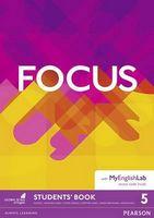 Focus 5 SB + MyEnglishLab