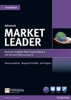 Market Leader 3rd Advanced Flexi SB 2 +DVD+CD Pack