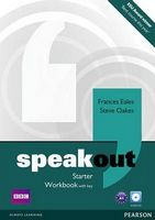 Speak Out Starter WB+key+CD